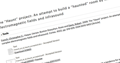 The Haunt Project